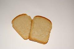 Intero pane del grano su fondo grigio Immagini Stock Libere da Diritti