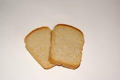 Intero pane del grano su fondo grigio Fotografia Stock Libera da Diritti