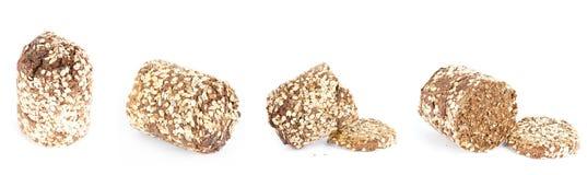 Intero pane organico del granulo Fotografia Stock