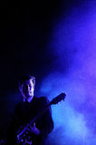 Interpol performs at Barcelona Royalty Free Stock Photography