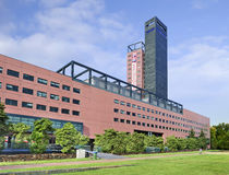 Interpolis insurance company headquarters, Tilburg, Netherlands Royalty Free Stock Photography