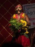 Interprète de danse folklorique Image libre de droits