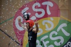 Interprète de TNT Francisco Image stock