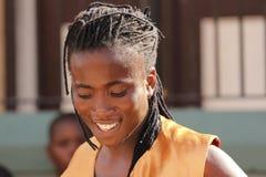 Interprète jamaïcain de rue Images libres de droits