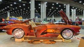 Interprétation 1963 de Chevrolet (Chevy) Corvette image stock