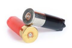 Interpréteurs de commandes interactifs de fusil de chasse Photographie stock libre de droits
