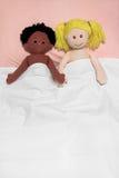 Interracial couple Royalty Free Stock Photos