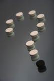 Interrogatório médico Imagem de Stock