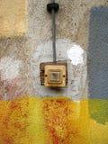 Interruptor Fotografia de Stock Royalty Free