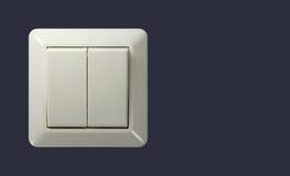Interruptor foto de stock