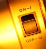 interruptor Imagens de Stock Royalty Free
