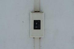 Interruptor Fotografía de archivo