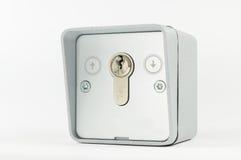 Interruptor chave Fotos de Stock Royalty Free