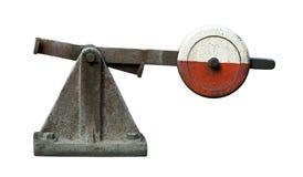 Interruptor da estrada de ferro Imagem de Stock Royalty Free