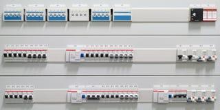 Interruptor de circuito à terra da falha Imagem de Stock Royalty Free