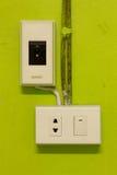 Interruptor de Eletricity Fotos de archivo