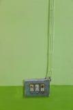 Interruptor de la Electrónico-luz Imagen de archivo