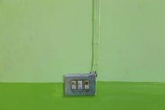 Interruptor de la Electrónico-luz Fotografía de archivo