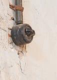 Interruptor de la luz Imagen de archivo
