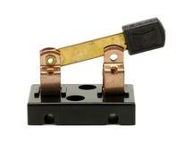Interruptor de la vendimia Imagen de archivo