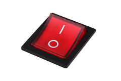Interruptor de potência Imagem de Stock Royalty Free