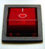 Interruptor de potência de Electical Foto de Stock Royalty Free