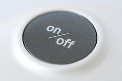 Interruptor de Roun Foto de Stock