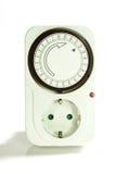 Interruptor de tempo automático Foto de Stock