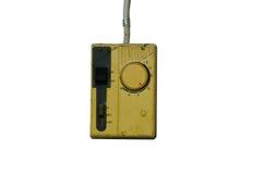 Interruptor del aire Imágenes de archivo libres de regalías