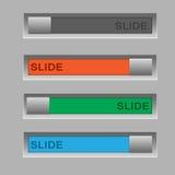 Interruptor del botón Imagenes de archivo