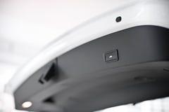 Interruptor del cierre del cargador del programa inicial del coche Fotos de archivo libres de regalías