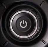 Interruptor del panel del coche Fotos de archivo