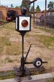 Interruptor do cruzamento Fotografia de Stock