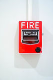 Interruptor do fogo Imagem de Stock