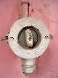 Interruptor eléctrico Fotos de archivo
