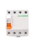 Interruptor elétrico foto de stock