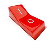Interruptor elétrico DE LIGAR/DESLIGAR Imagens de Stock Royalty Free