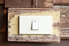 Interruptor encendido apagado Imágenes de archivo libres de regalías