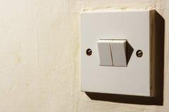 Interruptor ligero Fotografía de archivo