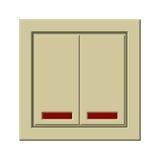 Interruptor ligero Fotos de archivo