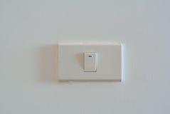 Interruptor ligero Imagenes de archivo
