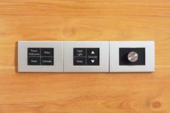 Interruptor moderno Imagens de Stock Royalty Free