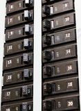Interruptor principal Foto de Stock
