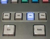 Interruptor video fotografía de archivo