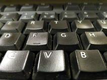 Interruptores del teclado Fotos de archivo