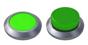 Interruptores encendido-apagado Imagen de archivo
