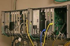 Interruttori di telefono Fotografia Stock
