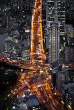 Interseção de Tokyo Foto de Stock