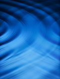 Intersecting Waves On Water Stock Photos
