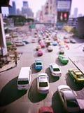 intersection Photographie stock libre de droits